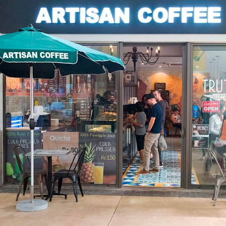 Artisan Coffee - Cascavelle Shopping Mall - Exterior View