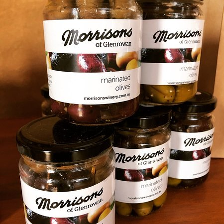Dianne Morrison makes delicious preserves, jams and sauces from local ingredients.