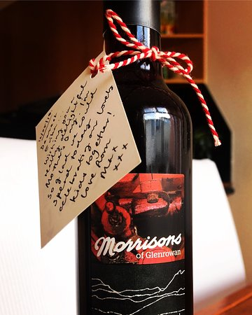 Morrisons of Glenrowan: Our wines make a fabulous gift - for you or a friend.