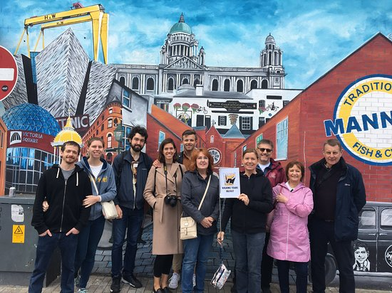 ‪Walking Tours Belfast‬