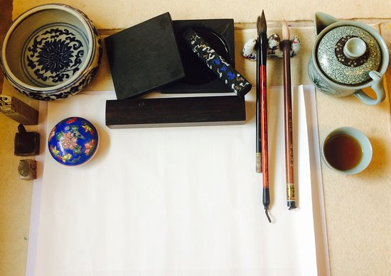 KA Atelier - Chinese Painting workshop