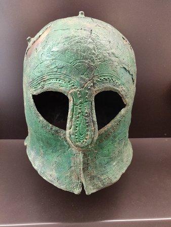 Sección de Arqueología.