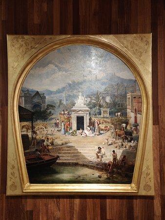 Sección de Bellas Artes.