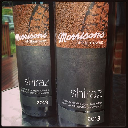 Morrisons of Glenrowan: The wineries of Glenrowan are famous for their full bodied Shiraz. Hand crafted and matured in oak barrels, Morrisons Shiraz is a favourite among our customers.