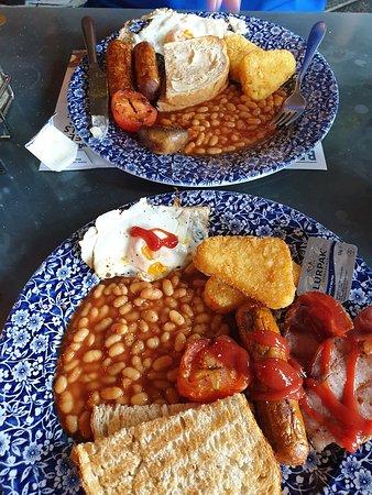 Poor breakfasts