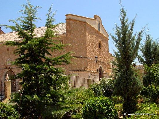 Valverde de Jucar, สเปน: Iglesia Santa María Magdalena