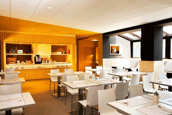 Restaurant – kuva: Hotel Le Bugatti, Molsheim - Tripadvisor