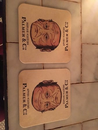 Palmer & Co.: Great coasters