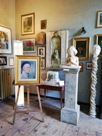 Casa di Pietro Canonica.