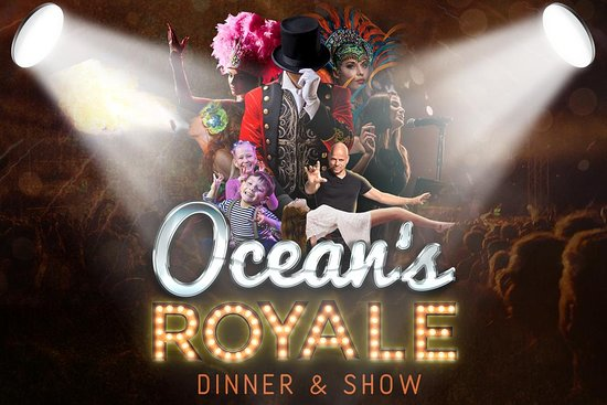Oceans Royale Lanzarote dinner & show