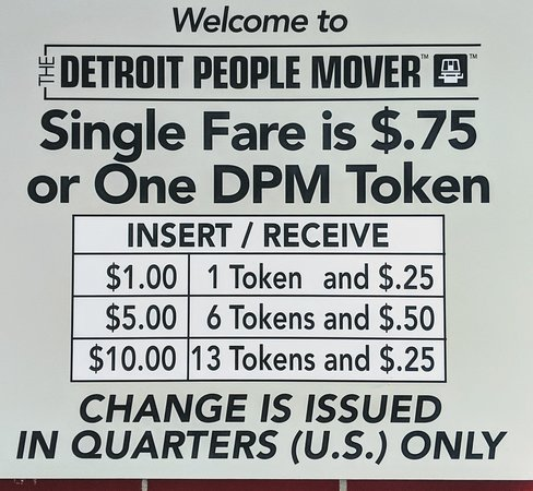 Detroit People Mover - 2019 All You Need to Know BEFORE You Go (with on