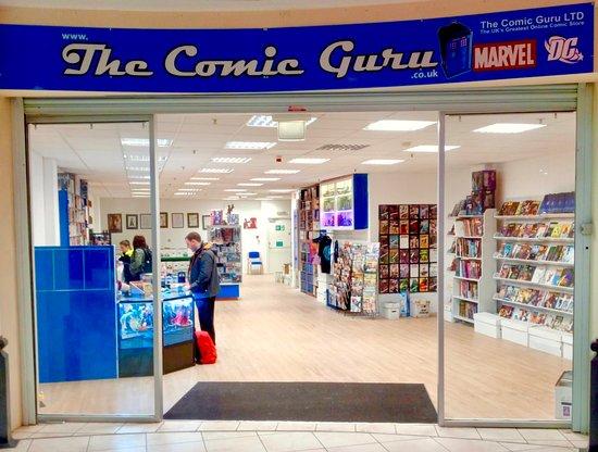 Comic Guru