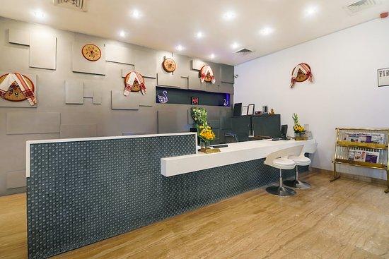 Interior - Picture of Capital O 2921 Hotel Nakshatra, Guwahati - Tripadvisor