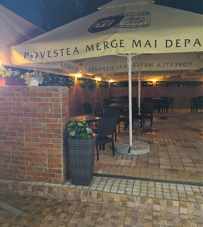 Every summer evening enjoy our new terrace!