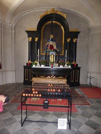 Matrei am Brenner, Austria: Kirche Maria Waldrast