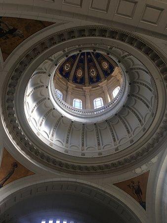 Museum of the Revolution (Museo de la Revolucion): The dome