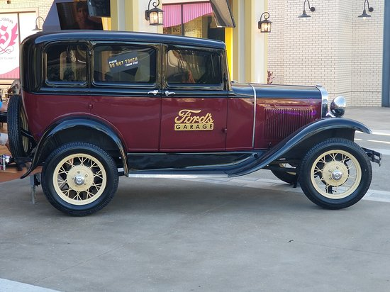 """Original Model """"T"""" Ford. There are several on the property"""