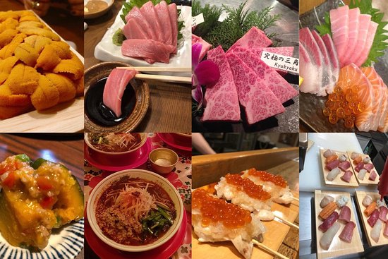 Osaka Food Crawl W KUNI