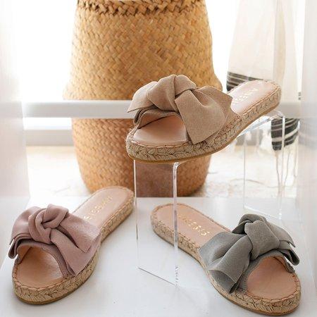 Handmade Greek sandals.