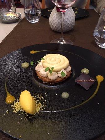 Stephane Carbone: Le superbe et délicieux dessert