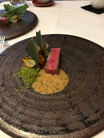 Nagaya: Wagyu beef, so tender