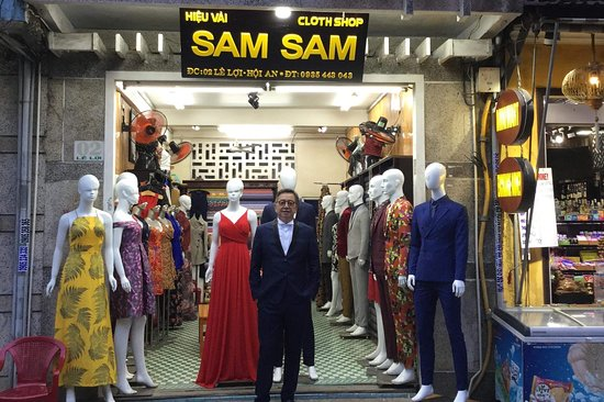 Sam Sam Cloth Shop