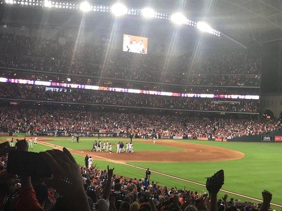 Astros Win!