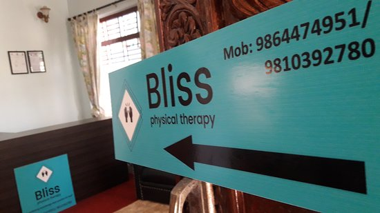 Bliss Massage & Physical Therapy center