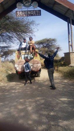 at serengeti
