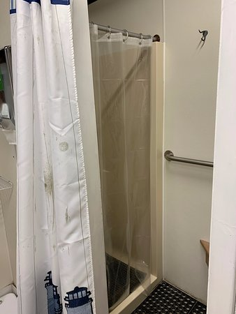 Clean showers!