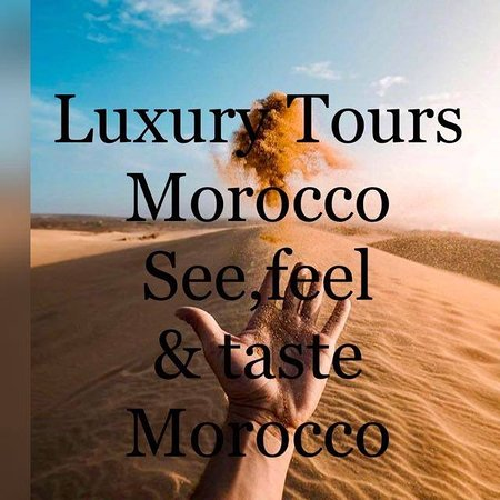 Private tour in Morocco