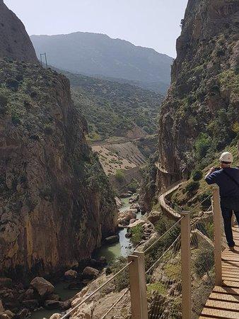 Viajes Rusadir: Caminito del Rey
