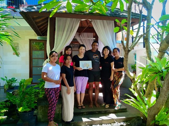 Bali Spa Training Center