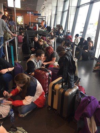 Ryanair: nem tudtuk mikor indulhatunk végre..