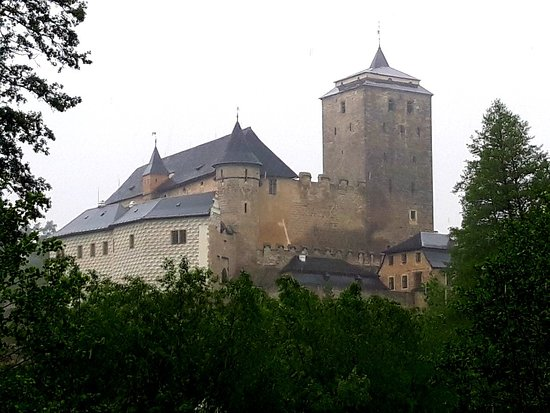 Sobotka, Τσεχική Δημοκρατία: Kost castle is one of the best preserved Czech castles.