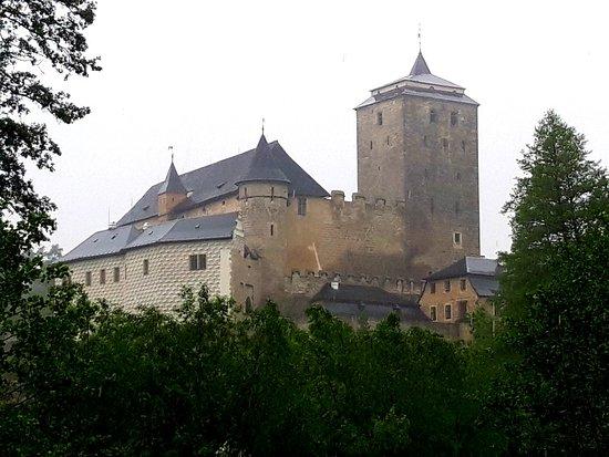 Sobotka, Češka Republika: Kost castle is one of the best preserved Czech castles.