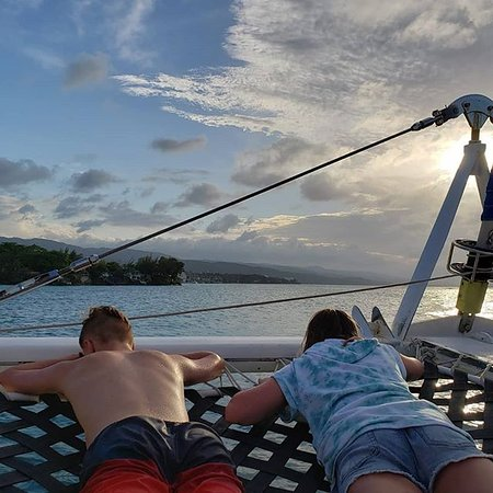 Moon Palace Jamaica: Sunset Cruise!!! One of the best evenings ever!!