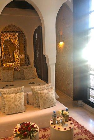 Riad Elisa Spa: junior suite