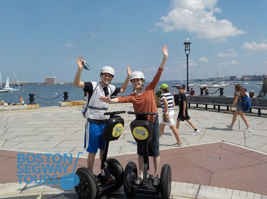 Boston Segway Tours: The #weekend is coming! 😃 Gather your #friends & #family for good times on #TripAdvisor's #1 TOUR... #Boston #Segway #Tours! 😎 Book online at www.bostonsegwaytours.net