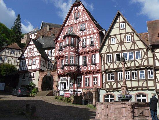 Miltenberg Old Town