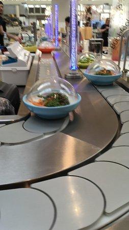 Yo! Sushi - Harvey Nichols – slika