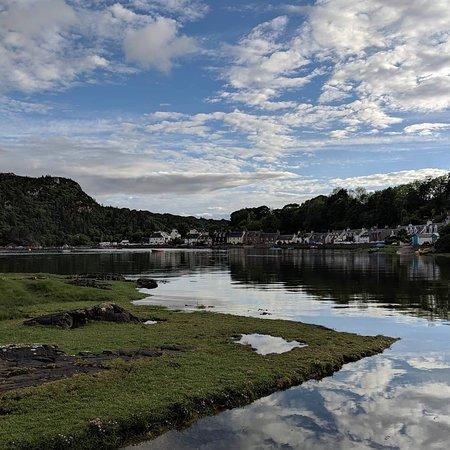 Personal Tours of Scotland: The village of Plockton was delightful.