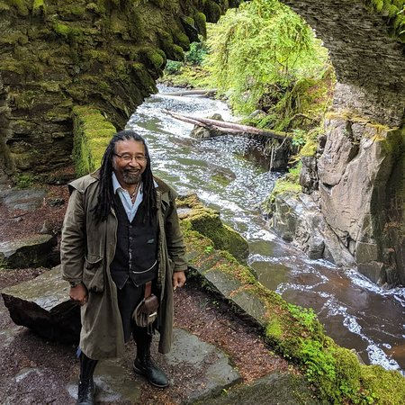 Personal Tours of Scotland: Our amazing guide, Rob Hall, made us feel right at home!