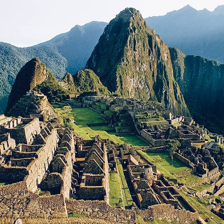 Visiting Machu Picchu in Peru 😎😎😃  Would you like to visit this wonderful place? Read More 👉 https://bit.ly/2C5D11b