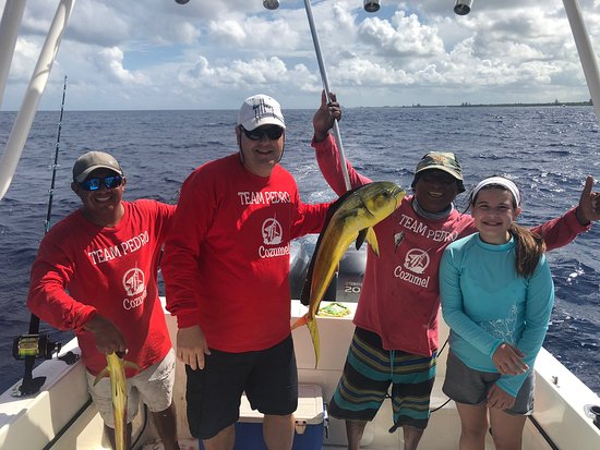 pescando con Pedro: Couldn't have asked for a better fishing trip with the kids!