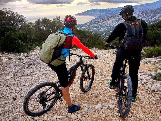 Mema Bike Tours: Sardinia Thok Tour