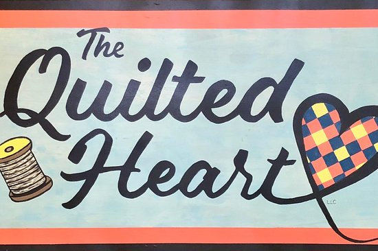 ‪The Quilted Heart‬