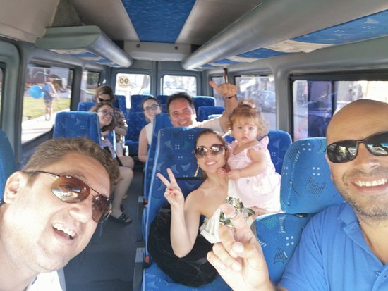 City Tour service through Montevideo with Brazilian tourists