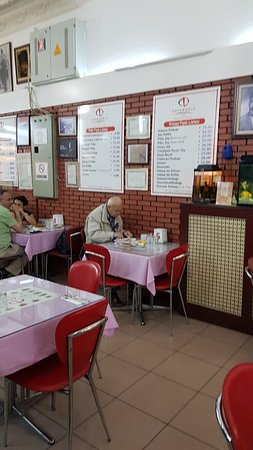 Duveroglu Kebab & Baklava Hall: Düveroğlu Kebap ve Baklava Salonu