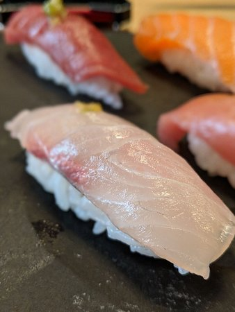 Chef's Omakase.